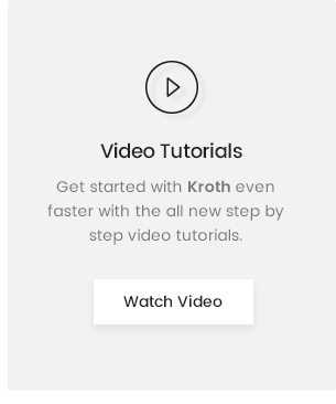 Kroth Theme Video