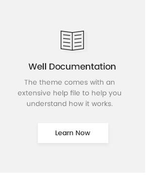 Kroth Theme Documentation