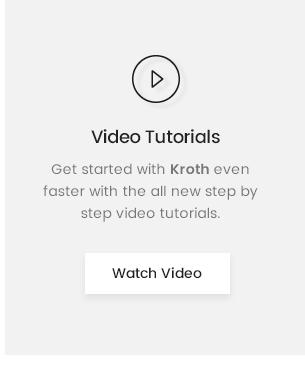 Kroth Theme Video