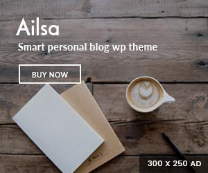 Ailsa Advertisement