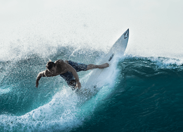 Amazing Surfing