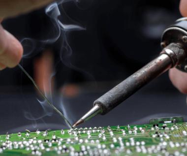 Board soldering