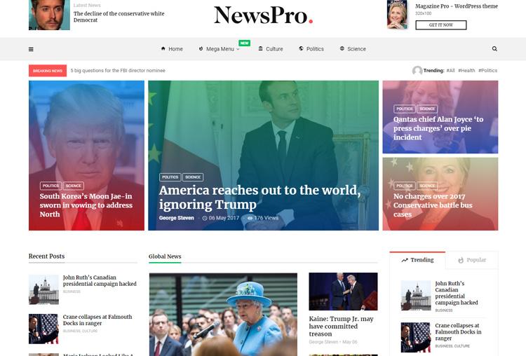 VictorThemes WordPress News and Design Roundup November 2017 ...